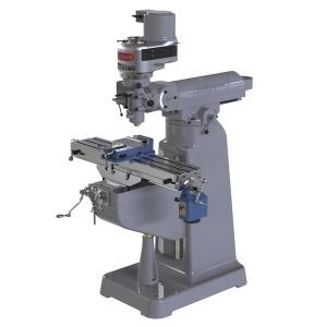 Job Shop - Bridgeport Milling Machine