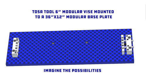 "6"" Modular Vise"